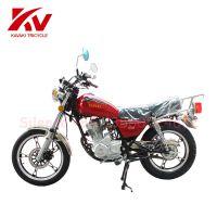 厂家批发 125CC强动力燃油摩托 轻便二轮摩托车 越野摩托车出南美