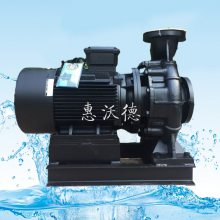 KTX卧式直联泵 单级离心泵 超静音空调泵KTX125-100-400泵 30KW离心泵
