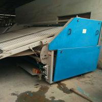 上海航星厂家直销全自动毛巾床单被套折叠机工业洗涤机洗衣房设备