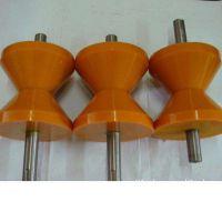 厂家直销供应浇注型聚氨酯PU滚轮 橡胶辊 机械设备配件