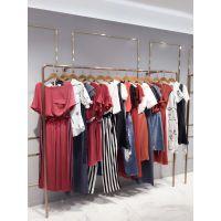 米祖品牌女装库存折扣女装 杭州衣服尾货批发市场在哪里