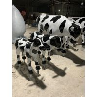 佛山玻璃钢定制奶牛雕塑多少钱?