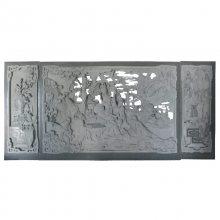 浮雕壁画 石材汉白玉 石头浮雕背景墙材料 全场批发