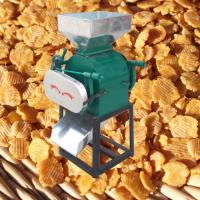 扬州粮食挤扁机 玉米挤扁机 麦豆挤扁机价格