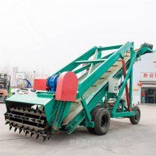 青草墻自動取料機 潤豐 刮板式養殖用取草機工作現場