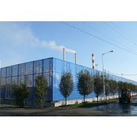 厂家专业单峰防风网 防尘网加工销售中心