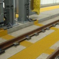电镀厂地沟盖板/玻璃钢格栅板/制药厂沟渠盖板厂家