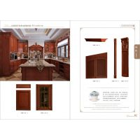 专业设计板式全屋定制衣柜橱柜图册榻榻米酒柜选传册