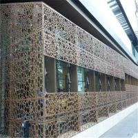 广东氟碳铝单板厂家、商业广场外墙铝单板