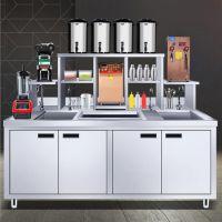 奶茶设备全套价格图片/河南隆恒贸易种类丰富_奶茶店设备大概多少钱