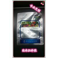 厂家定制水溶性肥料包装袋 液体有机肥自立吸嘴袋
