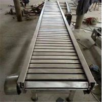 移动式板链输送机耐用 链板运输机生产线西藏