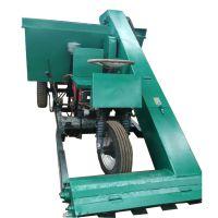 整套养殖设备清粪车 经济使用三轮清粪车 牛舍内地面收粪车