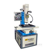 洛阳信成SFX品牌DK-803细孔放电加工机数控穿孔打孔机加工速度60mm/min