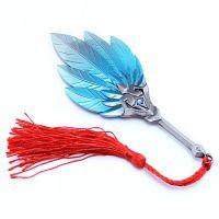 王者兵器兵器挂件儿童全金属玩具模型诸葛亮绝代智谋曹操鲜血枭雄