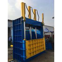 章丘200吨液压立式打包机 专业打包不锈钢铝的机器 山东金亿机械质保一年