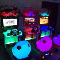 儿童电玩设备 室内互动 投币式游戏机 亚博特滚塑制品厂