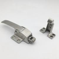不锈钢拉手雀锁 HSX 烤箱可调式门锁 燕尾锁飞机锁蒸箱拉手 冷柜把手 传递窗提手