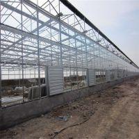 玻璃温室大棚厂家 玻璃温室搭建 玻璃温室配件加工 3000平玻璃温室大棚建设