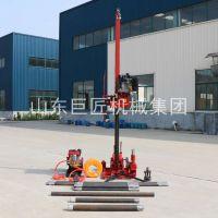 巨匠集团提供QZ-3轻便工程地质钻机小型钻探机便携可拆解