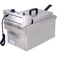 热销电炸炉电炸锅商用单缸炸炉炸串机油锅子大容量炸薯条油炸锅