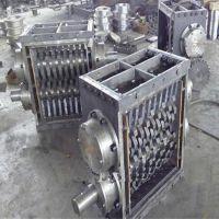 废旧电瓶壳破碎机六九重工撕碎机大型
