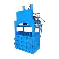 生活垃圾废品压块机 废纸废料液压垃圾回收打包机 亿金牌海绵压块机