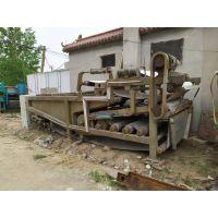 现货出售二手1.5m X6.5m带式压滤机一台 污泥脱水设备