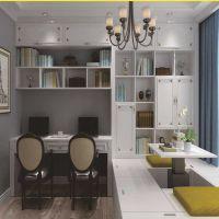 厂价批发定制家具设计时尚的板式衣柜多层板榻榻米实木橱柜酒柜等