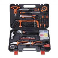 手动五金工具套装定制 木工电动工具箱家用套装组合批发 修理工具礼品组套厂家直销