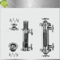 山东厂家高效汽水换热器 可拆卸间壁式换热器 盘管冷热交换器