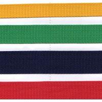厂家供应尼龙织带 2.5cm扁平织带扁平吊带扁平织带厂家