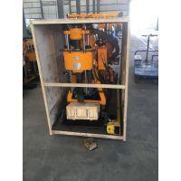 星工机械厂家 四川广安 雅安市 宜宾市便携式农用打井柴油液压水井钻机