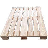 江阴木材厂进口实木木托高品质非标二面进叉可熏蒸木托盘厂家定制