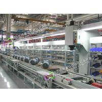 广州柴油机辊筒装配线,肇庆发电机组装生产线,中山电机马达地滚筒流水线