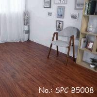 加厚PVC锁扣耐磨地板 防水石塑地板 锁扣防火spc硬质地板
