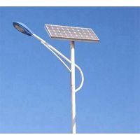 乐山6米太阳能路灯厂家直接供货