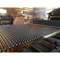 HDPE塑料排水板 车库排水板 植草格 规格齐全 质量有保障 泰安融创工程材料