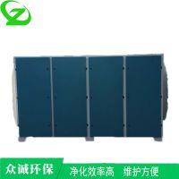 活性炭吸附装置 厂家定制活性炭净化器环保设备吸附箱