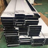 佛山剪压加工厂 数控剪折各种不锈钢包边 踢脚线 天花装饰线条 林方不锈钢对外加工