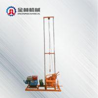 中国山西太原新品促销小型地表钻机 供应汽油机水井钻机