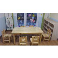 江油/德阳幼儿园课桌椅/食堂桌椅定做 成都木洛经济实惠