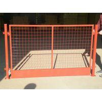 电梯井口防护门 现货基坑护栏 北京基坑围栏【推荐】