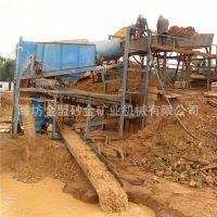 旱地移动式砂金设备现场视频,各型号砂金设备的报价和供应厂家