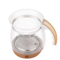 视贝养生加厚玻璃电热水壶花茶煮蛋304不锈钢燕窝1.7L SK973定制