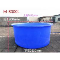 新兴 塑料圆桶 食品腌制桶 塑料圆形发酵桶可定制 化工桶 收纳桶