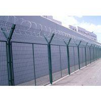 安徽宣城园林围栏 护栏网 养殖围网 球场围栏 小区隔离网 草坪PVC护栏