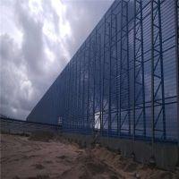 蓝色防风板 防风墙专业定做 安装防风网