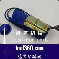 武汉市进口挖掘机配件厦工挖掘机XG815LC熄火电磁阀