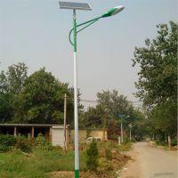 承运厂家供应BY-051内蒙古新农村建设太阳能路灯5米6米30W户外一体化照明景观灯